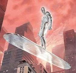 Ribićův Silver Surfer