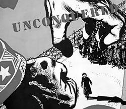Komiks o Miladě Horákové - náhled