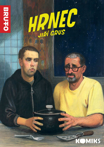 Jiří Grus: Hrnec