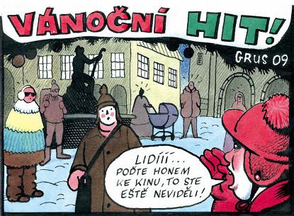 Vánoční hit!