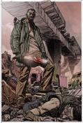Plakát ke Knize přežití, Chris Weston