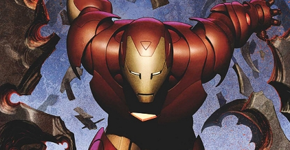 Iron Man Extremis #6, Adi Granov