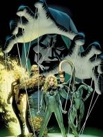 Ultimate Fantastic Four, Greg Land