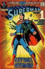 Superman #233, legendární Neal Adams