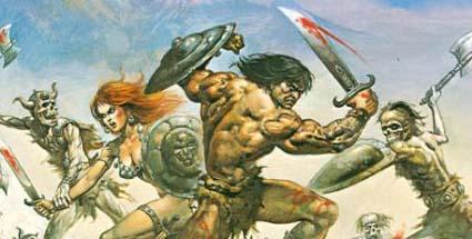 Comicsové legendy 19: Conan #4