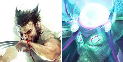 Wolverine a Mysterio, Mišo Ivan