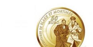 Komiks se razí na mince a zraje na sýru