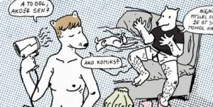 První signální: Slovenské autobio