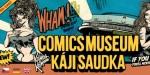 Zítra se otevírá Komiksové muzeum Káji Saudka