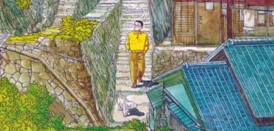 ČERNÁ A BÍLÁ: Ambientní komiksy Džiró Tanigučiho (2/2)