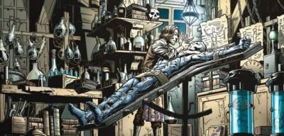 PÁTEČNÍ ZÁPISNÍK: Frankenstein, kam se podíváš