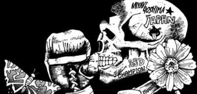 ČERNÁ A BÍLÁ: Taijó Macumoto ukazuje sport a přátelství vsurreálném stylu (1/2)