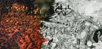 Ztracený Burroughsův román lze nazvat grafickým