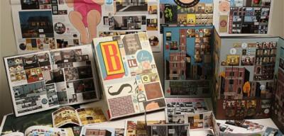 PÁTEČNÍ ZÁPISNÍK: Chris postavil dům zkomiksu, Theo může nakreslit tapety