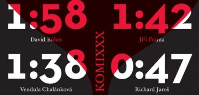 POZVÁNKA: Minutový Komixxx