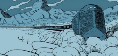 BD, je t'aime: O vlaku Snowpiercer se Nebelovi nesnilo