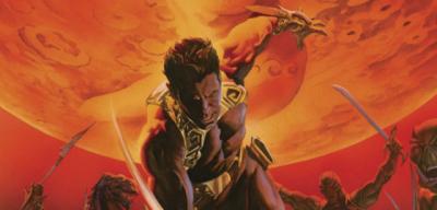 Warlord of Mars: Dva (velké) návraty Johna Cartera 1/2