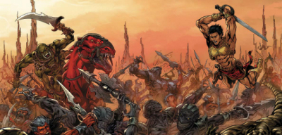 Warlord of Mars: Velká reflexe dějin USA 2/2