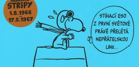 Snoopy v oblacich - úvod