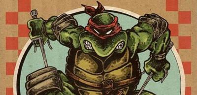 Čtyři želváci podruhé na talíři