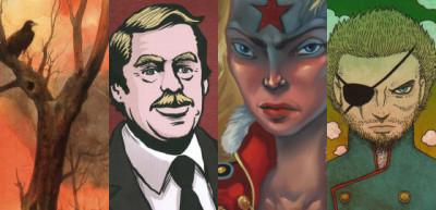 Jaký byl rok 2015: Nejlepší české a slovenské komiksy