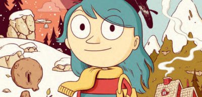 Hilda se utká spůlnočním obrem i trollem vjednom svazku