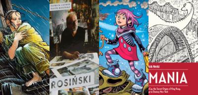 Jaký byl rok 2015: Nejlepší zahraniční komiksy (Amerika, Evropa, Asie…)