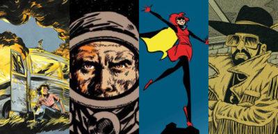Nominace na Ceny Willa Eisnera 2016
