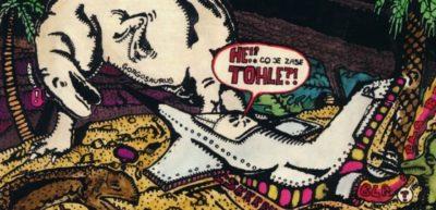 Vynalézavý Klein se snaží svézt na vlně zájmu o komiksy
