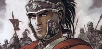 Římští, Mariniho, majestátní a ukrutní orli