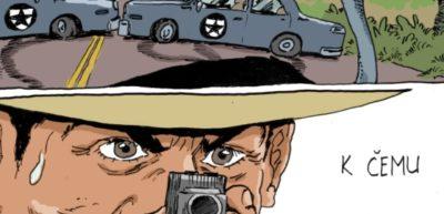Špásmo komiksových nonsensů ožívá na plzeňské fakultě