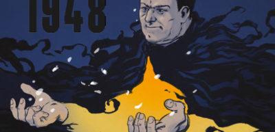 Vítězný únor Karla Osohy: Komiksová cesta do mrazu sálá neobvyklou energií