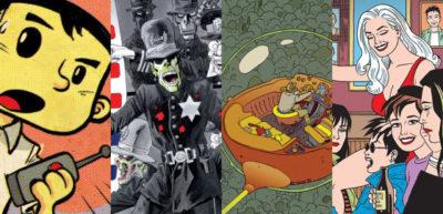 Jaký byl rok 2016: Nejlepší zahraniční komiksy