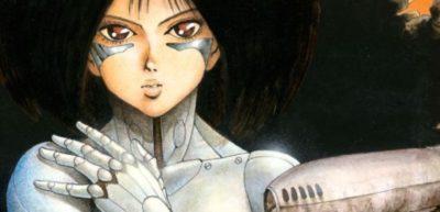 Komiksová Alita je roztomilý kyborg, který pátrá po hranicích lidskosti